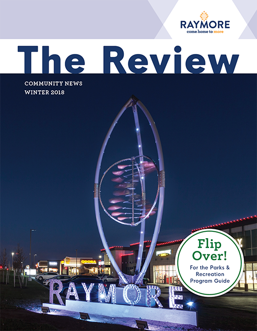2018 Winter Review Cover