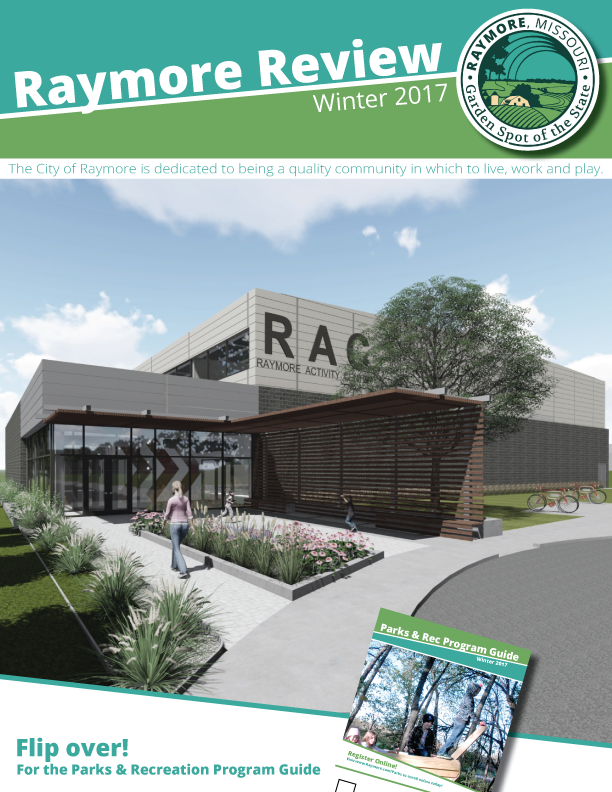 Winter 2017 Raymore Review