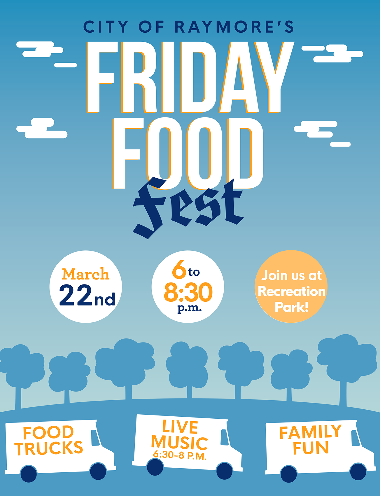 Friday Food Fest 2019